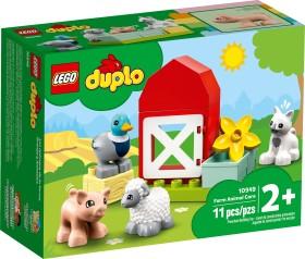 LEGO DUPLO Zoo - Farm Animal Care (10949)