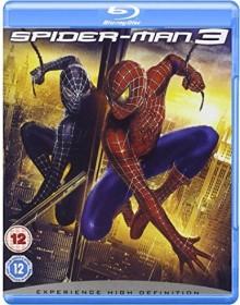 Spider-Man 3 (Blu-ray) (UK)