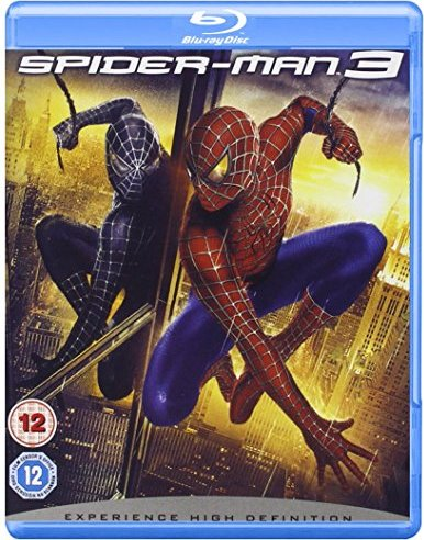 Spider-Man 3 (Blu-ray) (UK) -- via Amazon Partnerprogramm