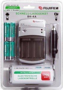 Fujifilm BK-4A Externes Schnellladegerät (40725129/40725135)