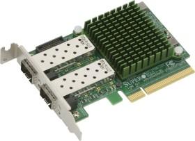 Supermicro AOC-STGN-i2S, 2x SFP+, PCIe 2.0 x8