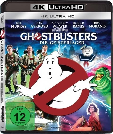 Ghostbusters (4K Ultra HD)