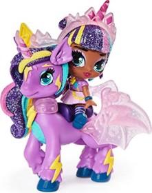 Spin Master Hatchimals Pixies Riders Moonlight Mia Pixie und Unicornix (6059380)