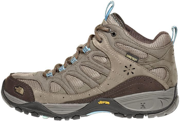 The North Face Sable mid GTX XCR (ladies) -- ©Globetrotter