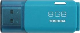 Toshiba TransMemory U202 Aqua 8GB, USB-A 2.0 (THNU08HAYAQA6)