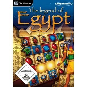 The Legend of Egypt (German) (MAC)