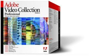 Adobe Digital Video Collection Pro 2.5 aktualizacja Pro (PC) (23160046)