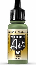 Vallejo Model Air 095 pale green (71.095)
