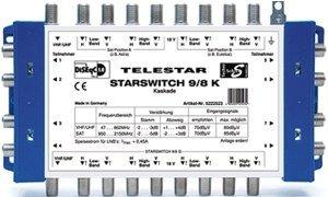 Telestar STARSWITCH 9/8 K (5222523)