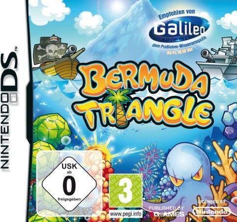 Bermuda Triangle (deutsch) (DS) -- via Amazon Partnerprogramm