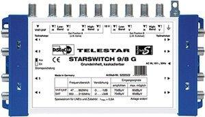 Telestar STARSWITCH 9/8 G (5222522)