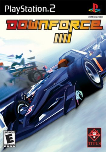 Downforce (German) (PS2) -- via Amazon Partnerprogramm