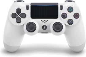 Sony DualShock 4 2.0 Controller wireless weiß (PS4)