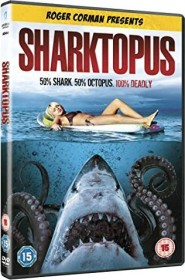 Sharktopus (DVD) (UK)