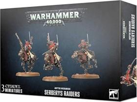Games Workshop Warhammer 40.000 - Adeptus Mechanicus - Serberys Raiders (99120116026)