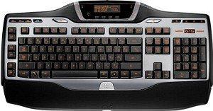 Logitech G15 Gaming Keyboard Refresh, PS/2 & USB, DE (920-000369)
