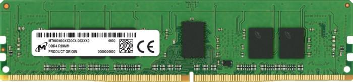 Micron RDIMM 8GB, DDR4-2133, CL15, reg ECC (MTA18ASF1G72PZ-2G1A2)