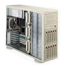 Supermicro SuperServer 7043P-8R (dual Xeon Sockel 604, PC2100 DDR) (SYS-7043-P8R)