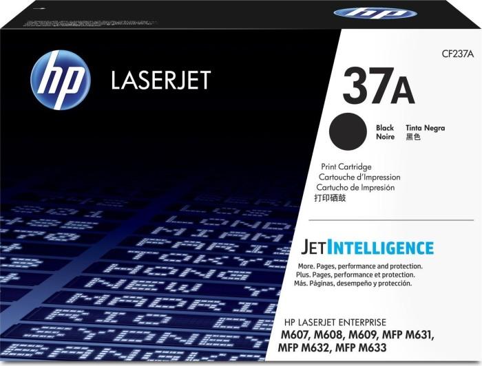 HP Toner 37A black (CF237A)