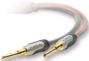 Belkin PureAV Silver Series 14-Gauge Lautsprecherkabel mit ...