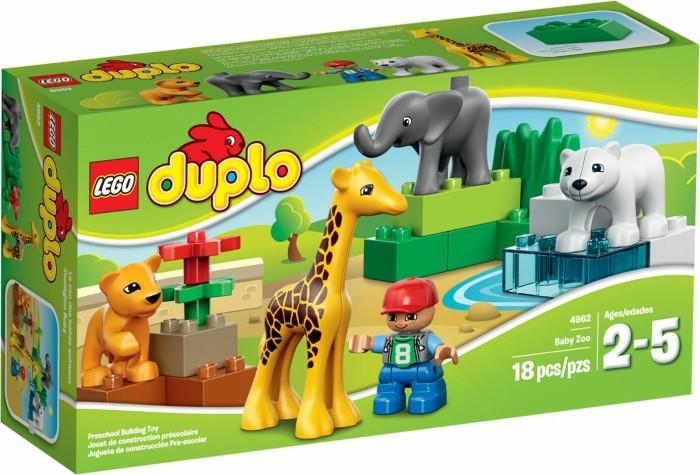 LEGO DUPLO Geschichten darstellen - Tierbabys (4962) -- via Amazon Partnerprogramm