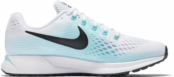 Nike Air Zoom Pegasus 34 white/aurora/black (Damen) (880560-101)