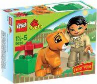 LEGO DUPLO Zoo - Tigerbaby (5632) -- via Amazon Partnerprogramm