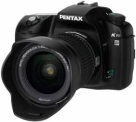 Pentax K10D schwarz mit Objektiv DA 18-55mm (1909500)