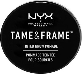 NYX Tame & Frame Brow Pomade black, 5g