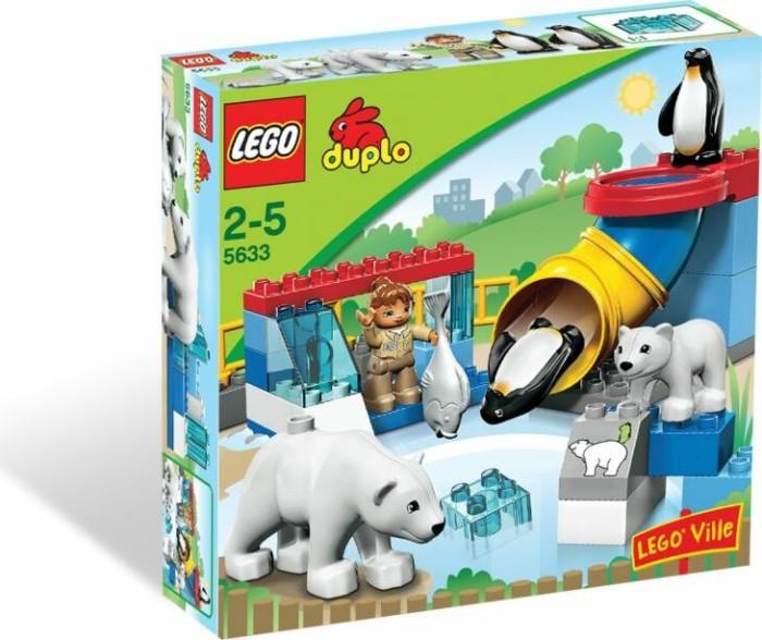 LEGO DUPLO Zoo - Polartiergehege (5633) -- via Amazon Partnerprogramm