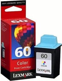 Lexmark Druckkopf mit Tinte 60 dreifarbig (17G0060)