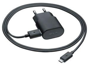 Nokia AC-50 schwarz