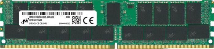 Micron RDIMM 8GB, DDR4-2666, CL19-19-19, reg ECC (MTA18ASF1G72PDZ-2G6)