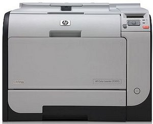 HP colour LaserJet CP2025DN, colour laser (CB495A)