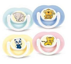 Philips Avent SCF125/12 soother, 2-pack