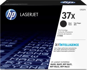 HP Toner 37X black high capacity (CF237X)