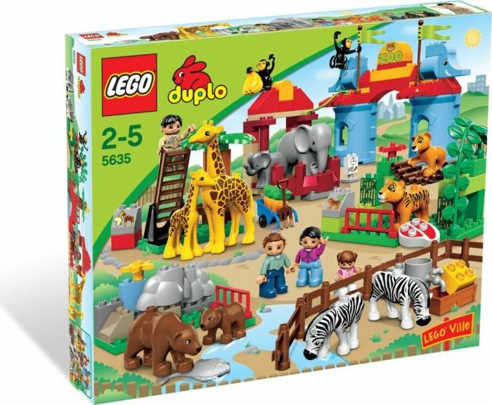 LEGO DUPLO Zoo - Zoo Set Deluxe (5635) -- via Amazon Partnerprogramm