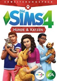 Die Sims 4: Hunde & Katzen (Add-on) (PC)