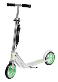 Hudora Big Wheel GC 205 Scooter silber/grün (14696)