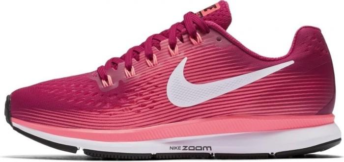 more photos eac54 24e57 Nike Air Zoom Pegasus 34 sport fuchsia lava glow racer pink white (
