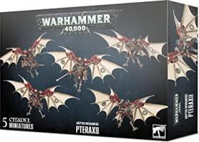 Games Workshop Warhammer 40.000 - Adeptus Mechanicus - Pteraxii (99120116025)