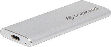 Transcend ESD240C Portable SSD 240GB, USB-C 3.1 (TS240GESD240C)