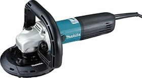 Makita PC5010C electric concrete grinder incl. case
