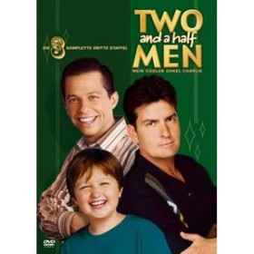Mein cooler Onkel Charlie - Two And A Half Men Season 3 (DVD)