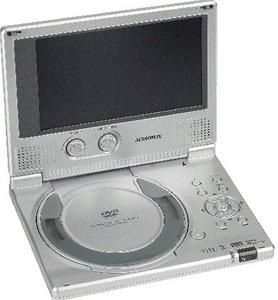 Audiovox DVD-D1710 silver