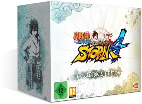 Naruto Shippuden: Ultimate Ninja Storm 4 - Collector's Edition (PS4)
