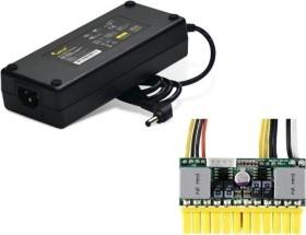 Mini-Box PicoPSU-150-XT + 150W Adapter Power Kit, 150W extern Leicke (150XTLEICK016)