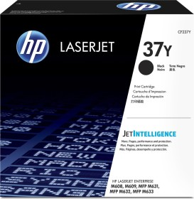 HP Toner 37Y black very high capacity (CF237Y)