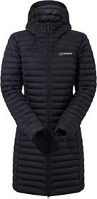 Berghaus Nula Micro Long Jacke schwarz (Damen) (4A000782BP6)
