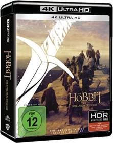 Der Hobbit: Die Spielfilm Trilogie (4K Ultra HD)